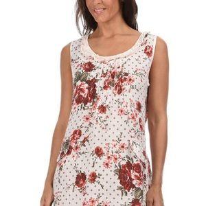 Couleur Lin - Couleur Lin White & red linen dress, EU 38, US 6 from ...